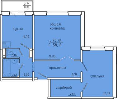 Покровский дом 6а