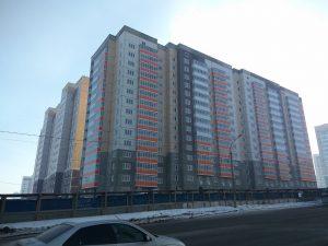 Сибиряк ЖК Покровский