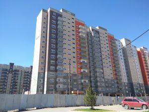 ЖК Покровский дом 6а. Май 2018