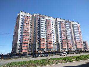 ЖК Покровский дом 4. Май 2018