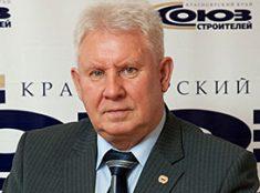 Виктору Петровичу Дьяконову присвоено звание «Заслуженный строитель Российской Федерации»