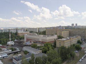 БСМП Красноярск новый корпус