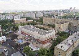 Хирургический корпус БСМП имени Н.С. Карповича