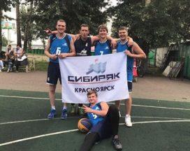 Красноярские строители готовятся к новой Спартакиаде