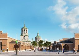 Реставрация памятников культурного наследия в Енисейске