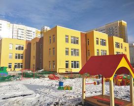 Детский сад в ЖК «Нанжуль-Солнечный»