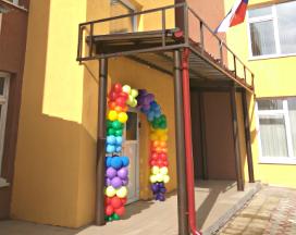 Открытие первого детского сада в Нанжуль-Солнечном