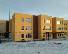 Введен в эксплуатацию детский сад в микрорайоне «Нанжуль-Солнечный».