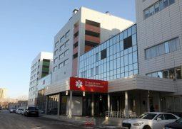 Хирургический корпус Краевой больницы