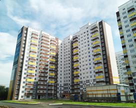 Заселение дома № 6 в «Иннокентьевском»